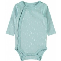 Romper delucious canal blue