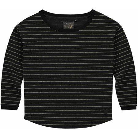 Levv Levv longsleeve Anabel black stripe