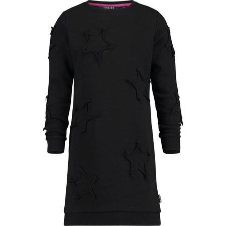 Vingino Vingino jurk Pippy deep black