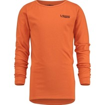 Longsleeve Jarimo fall orange