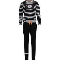 Pyjama set Woppe deep black