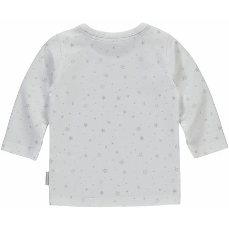 Quapi Quapi longsleeve Zada light grey star