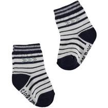 Sokjes Zergio dark blue stripe