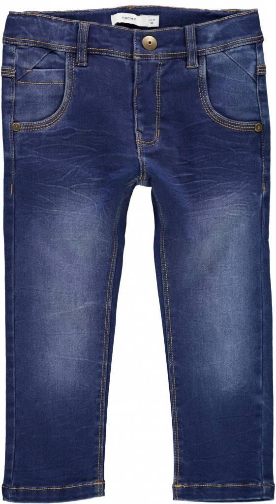 Name It Name It spijkerbroek Robin balou medium blue denim