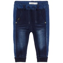 Jogg-jeans Romeo medium blue denim