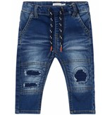 Name It Name It spijkerbroekje Sofus baddy medium blue denim