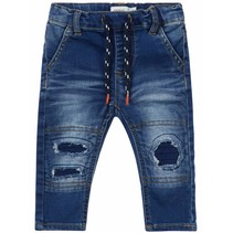 Spijkerbroekje Sofus baddy medium blue denim