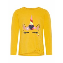 Longsleeve Okaia York Yellow