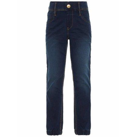 Name It Name It jogg-jeans Rie dark blue denim