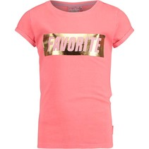 T-shirt Henrise peach pink