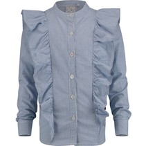 Blouse Linny denim blue