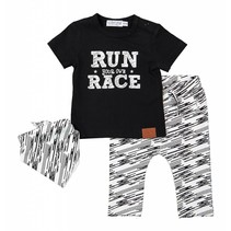 2-delig setje run your own race