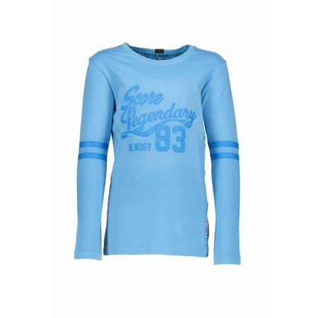 B.Nosy B.Nosy longsleeve garment dye shirt pacific