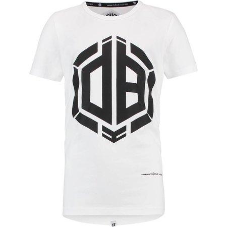 Vingino Vingino Daley Blind T-shirt Hayden real white