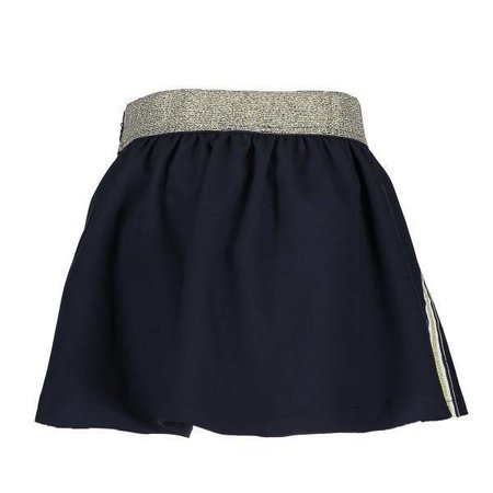 Le Chic Le Chic rokje stretch chic blue navy