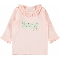 Longsleeve Teani strawberry cream