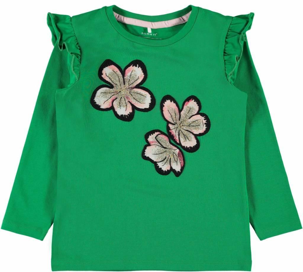 Name It Name It longsleeve Tadi jolly green