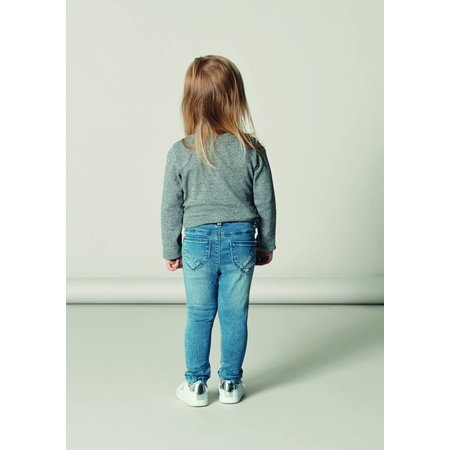 Name It Name It spijkerbroek Polly Tora medium blue denim