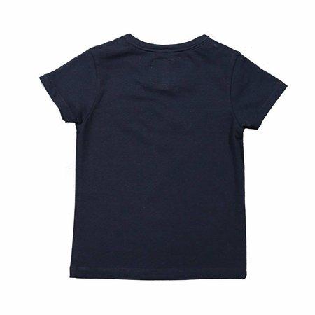 Koko Noko Koko Noko T-shirt happy navy