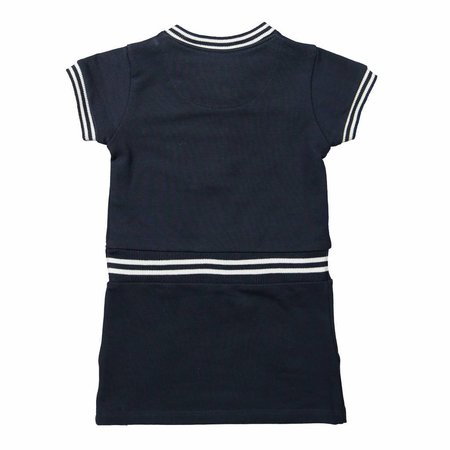 Koko Noko Koko Noko jurk navy