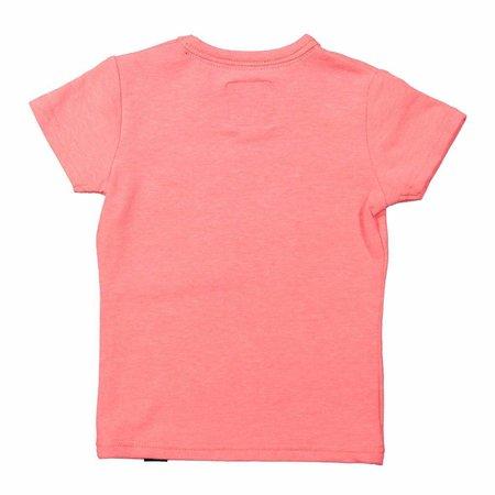 Koko Noko Koko Noko T-shirt neon peach