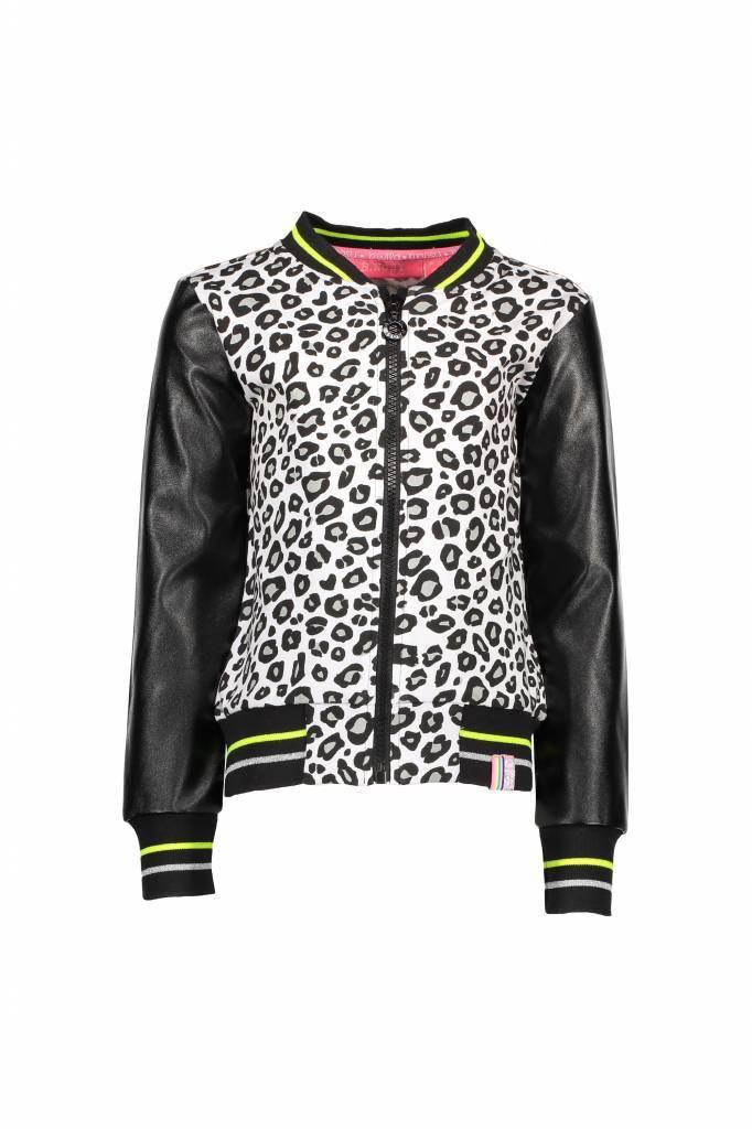 B.Nosy B.Nosy baseball jasje white panther black/ alloy ao