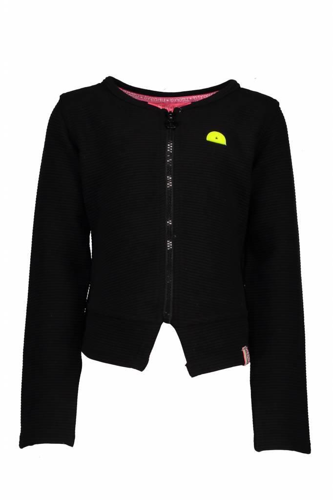 B.Nosy B.Nosy vest quilted blazer black