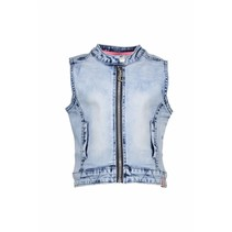 Gilet ice denim