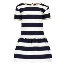 Jurkje relief stripe blue navy