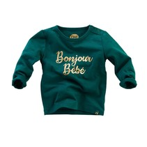 Longsleeve Pluto bottle green