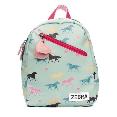 Zebra Trends Zebra Trends rugzak (S) Wild horses