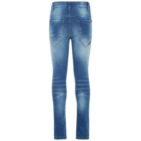 Name It Name It spijkerbroek Theo Tate light blue denim