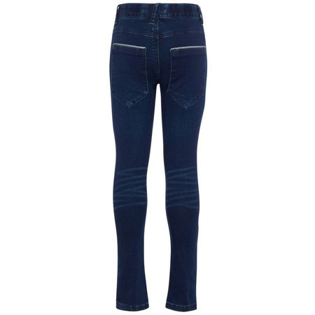Name It Name It spijkerbroek Silas Trent dark blue denim