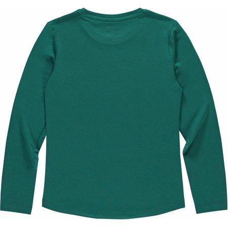 Levv Levv longsleeve Bathilda emerald green