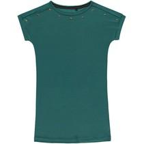 Levv jurk Bea emerald green