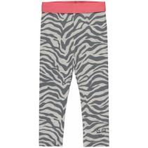 Legging Rianne 1 grey zebra