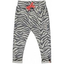 Broekje Resi grey zebra