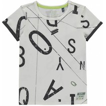 T-shirt Samson off white letters