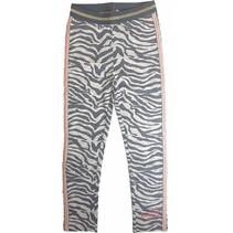 Legging Shelley grey zebra