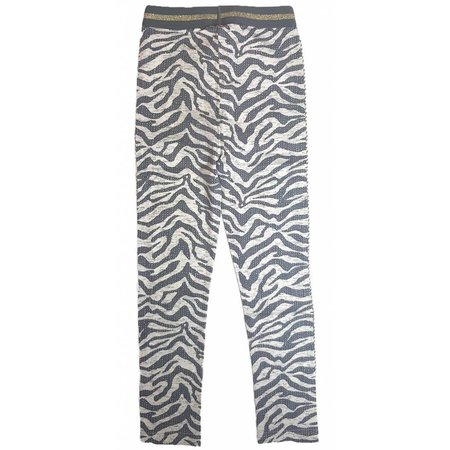 Quapi Quapi legging Shelley grey zebra