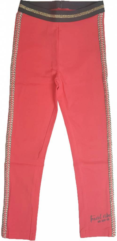 Quapi Quapi legging Shelley sugar coral