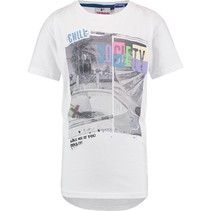 T-shirt Hytem real white