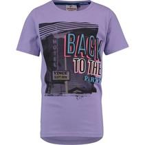T-shirt Hytem soft lilac
