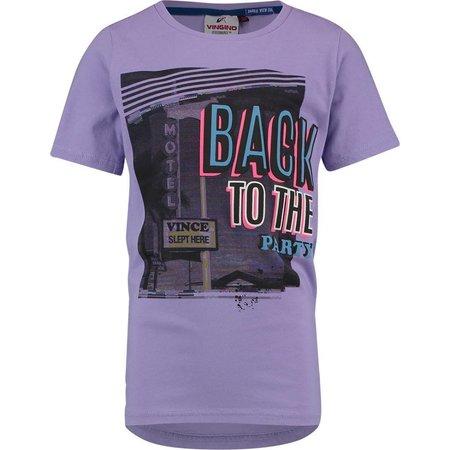 Vingino Vingino T-shirt Hytem soft lilac