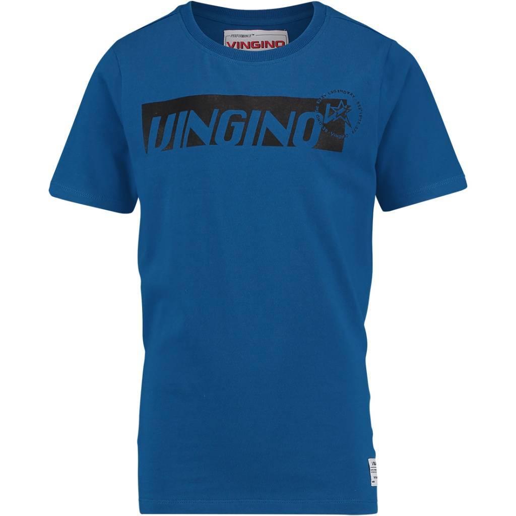 Vingino Vingino T-shirt Hadrea pool blue
