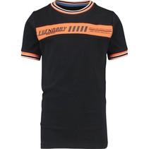 T-shirt Haitt deep black