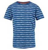 Vingino Vingino T-shirt Hyan pool blue