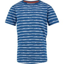 T-shirt Hyan pool blue