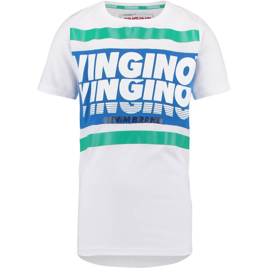 Vingino Vingino T-shirt Hemo real white