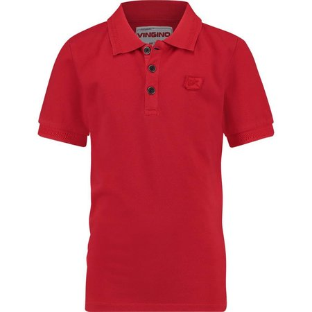 Vingino Vingino polo Kjalle flame red